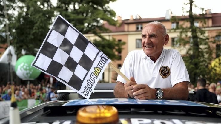 Czesław Lang o Tour de Pologne: Ten wyścig to piękna wizytówka Polski