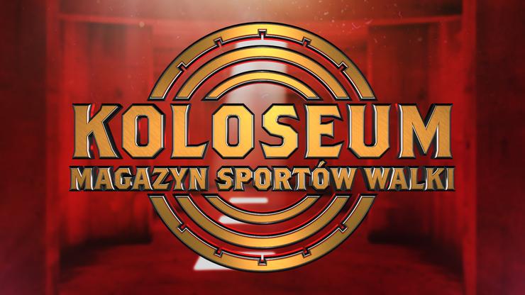 Mateusz Gamrot gościem Koloseum! Transmisja w Polsacie Sport News i na Polsatsport.pl