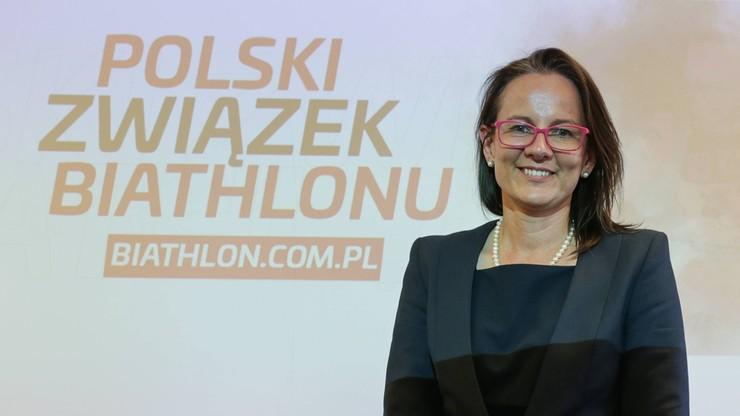 Prezes Polskiego Związku Biathlonu nie będzie ministrem sportu