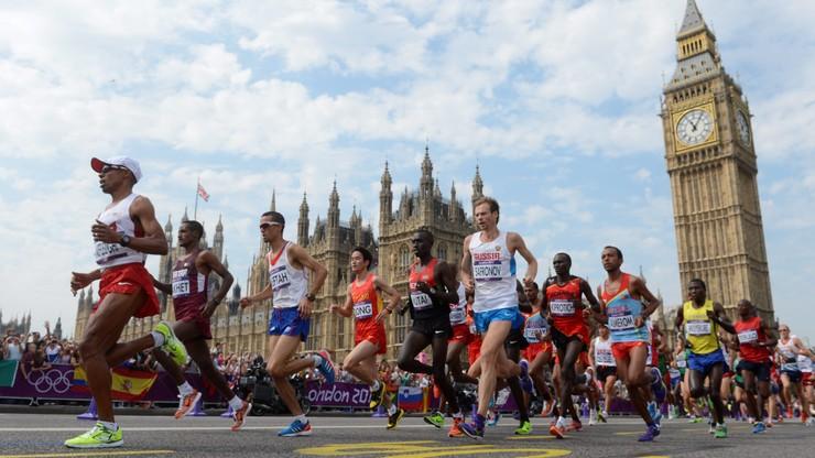 Maraton w Londynie: Ponad 45 tys. osób zapisało się na wirtualny bieg