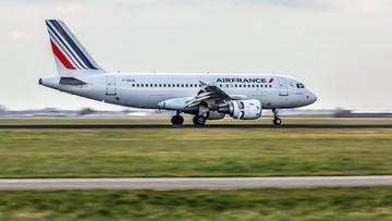 Pracownicy Air France żądają wstrzymania lotów do Chin