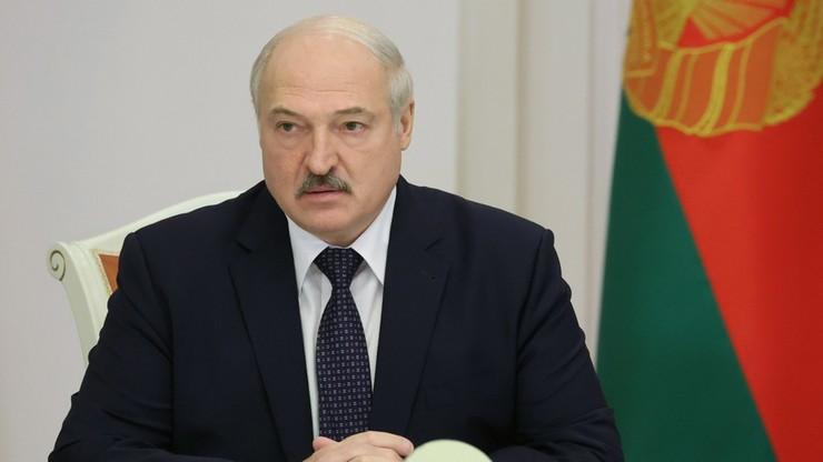 """Łukaszenka: uratowałem Cichanouską, a ona """"płakała z wdzięczności"""""""