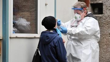 Nowe przypadki koronawirusa w Polsce. Rekordowa liczba zgonów