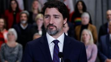 """Premier Kanady """"wkręcony"""" przez pranksterów. Podszyli się pod Gretę Thunberg"""