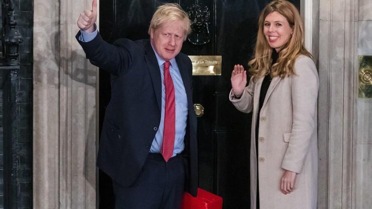 Borisowi Johnsonowi urodziło się dziecko