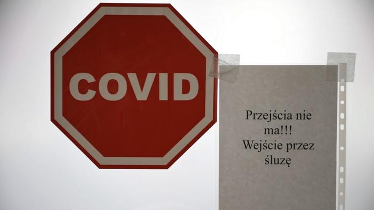 Ponad 23 tys. potwierdzonych zakażeń koronawirusem w Polsce