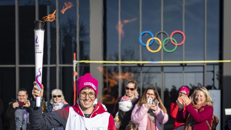 Młodzieżowe Igrzyska Olimpijskie: Wypadek podczas próby ceremonii otwarcia