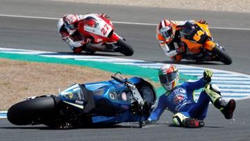Z powodu pandemii koronawirusa odwołano wyścigi motocyklowych MŚ