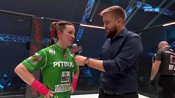 Aleksandra Rola: Wiedziałam, że to będzie dla mnie dobra okazja