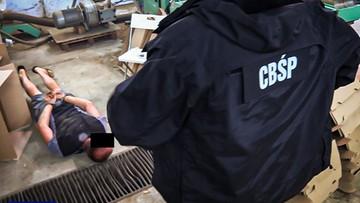 Siłowe wejście policji do nielegalnych fabryk papierosów [WIDEO Z AKCJI]