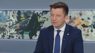 """""""Paraprzeprosiny"""". Dworczyk o słowach szefa białoruskiego MSW"""