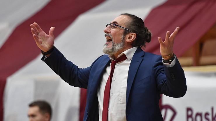 EBL: Winnicki nadal trenerem PGE Spójni