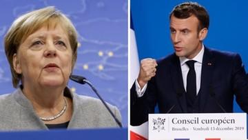 Macron ostrzega, Merkel wyraża zrozumienie. Reakcje na stanowisko Polski na szczycie w Brukseli
