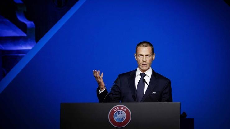 UEFA zgadza się na częściowy powrót kibiców na trybuny