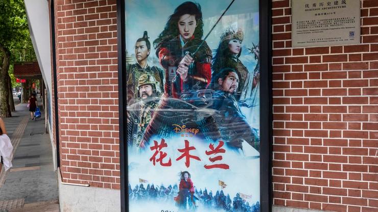 "Kontrowersje wokół filmu ""Mulan"". Apele o bojkot produkcji Disneya"