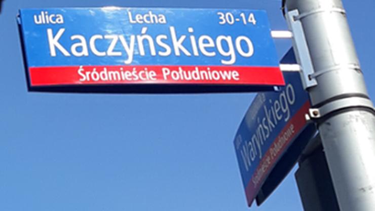 Ulica Lecha Kaczyńskiego w Warszawie. Trzaskowski zaproponuje w sierpniu, gdzie ją utworzyć