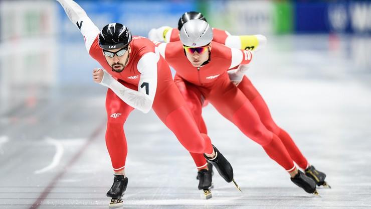 Czternastu Polaków w pierwszych zawodach Pucharu Świata w łyżwiarstwie szybkim