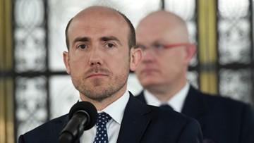 Budka: gdyby Morawiecki miał odrobinę honoru, podałby się do dymisji