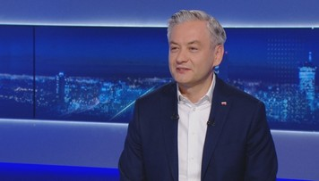 """Biedroń: prezydent walczy z """"ideologią LGBT"""", a nie walczy z przemocą w rodzinie"""