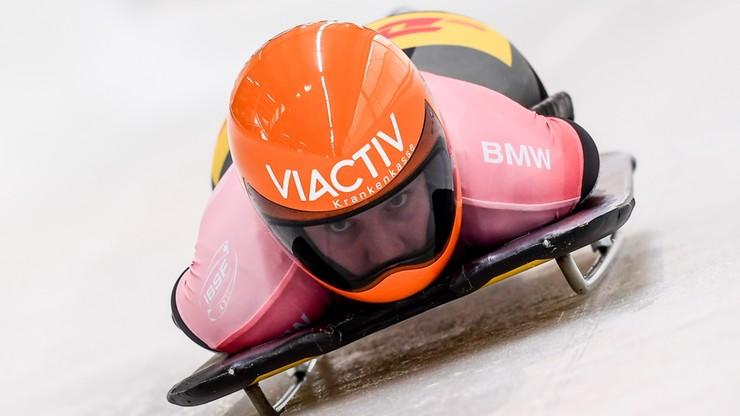 MŚ w bobslejach i skeletonie: Zwycięstwo Niemki