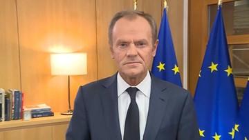 Tusk: moje poglądy nie są poglądami większościowymi w Polsce