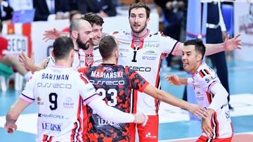 2019-11-09 PlusLiga: Cuprum Lubin - Asseco Resovia Rzeszów. Transmisja w Polsacie Sport