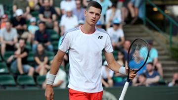 ATP w Dubaju: Porażka Hurkacza w pierwszej rundzie