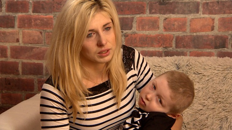 """Młoda matka wini lekarkę za niepełnosprawność syna. """"Wchodząc na brzuch spojrzała mi w oczy"""""""