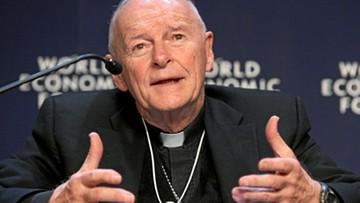 """""""Washington Post"""": winny pedofilii były kardynał przekazywał pieniądze duchownym w Watykanie"""