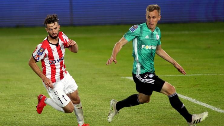 Dziekanowski: Legia nie potrafi się zmobilizować na niektóre ważne mecze