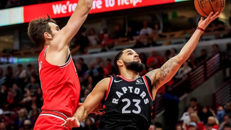 NBA: Pierwsza porażka Raptors od 16 spotkań