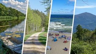 10-08-2020 11:00 Cztery wakacyjne oblicza Polski. Morze, góry, jeziora i lasy na przepięknych zdjęciach. Zobacz!