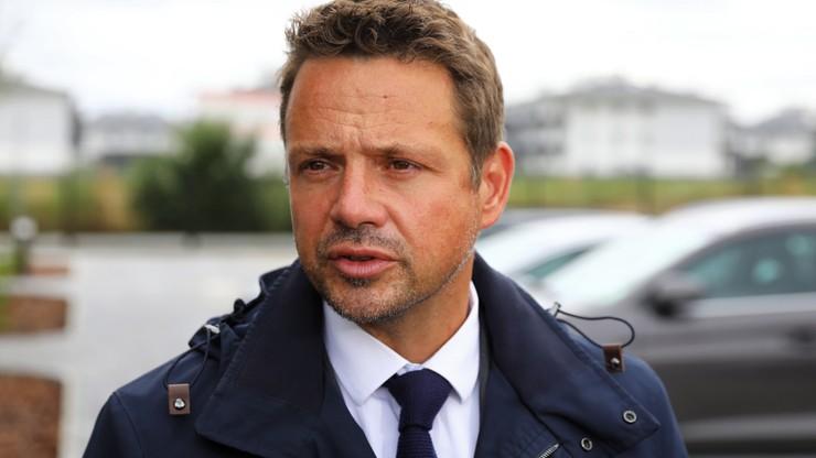 Trzaskowski zapowiada spotkanie samorządowców w Gdańsku