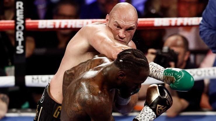 Fury: Wilder pokona każdego poza mną i Usykiem