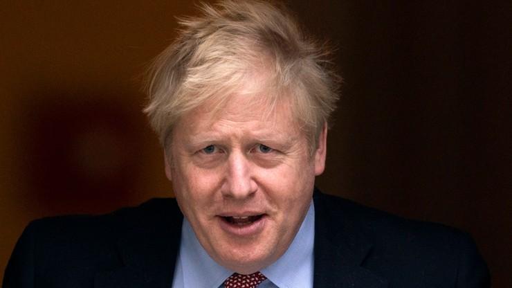Boris Johnson trafił na oddział intensywnej terapii