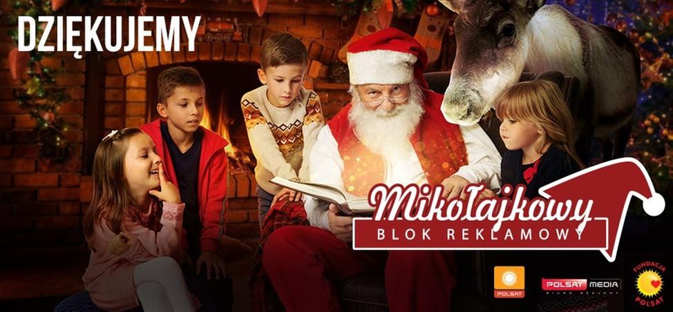 17. Mikołajkowy Blok Reklamowy – Dziękujemy!