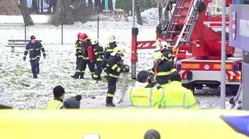 Wybuch gazu w bloku na Słowacji. Nie żyje pięć osób