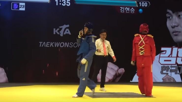 Rewolucja z grami wideo w tle! Taekwondo już niebawem z paskiem życia?