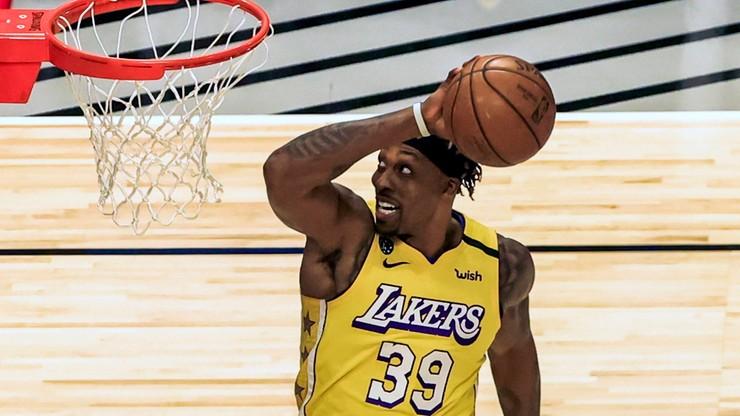 NBA: Dwight Howard jednak zagra. Pieniądze przekaże na cele charytatywne