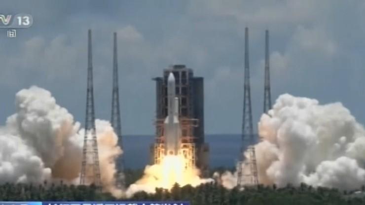 Chiny ruszyły na Marsa. Pierwszy raz wysłały tam sondę [WIDEO]