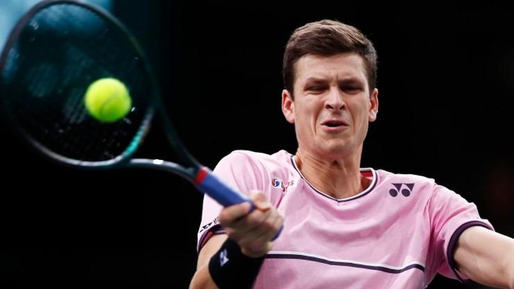ATP w Paryżu: Francuski debel wyeliminował Hurkacza i Struffa