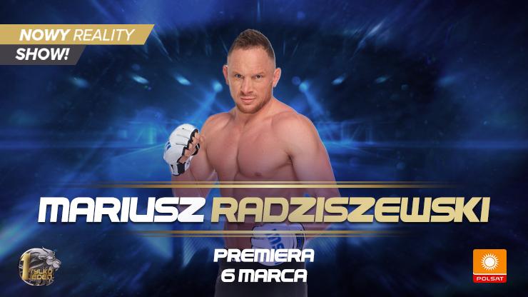 """Poznaj bohaterów reality show """"Tylko Jeden"""" - #3 Mariusz Radziszewski"""