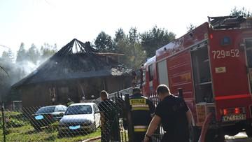Tragedia rodziny zastępczej. Spłonął rodzinny dom dziecka