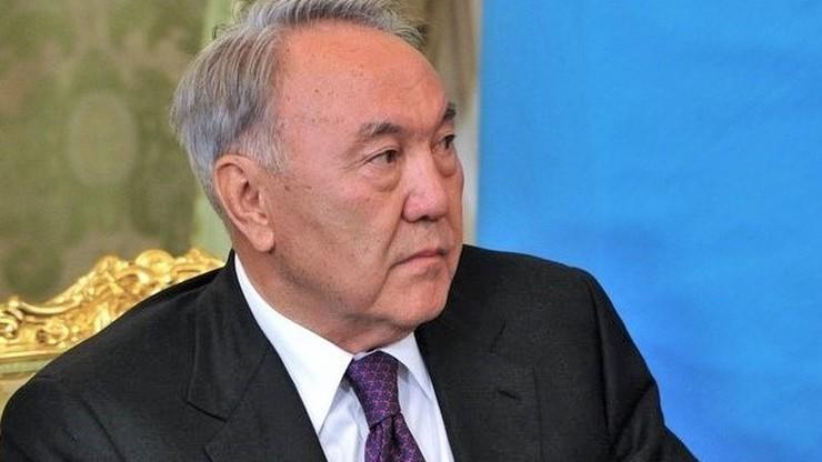 Przywódca Narodu Nursułtan Nazarbajew zakażony koronawirusem