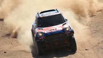 Gest fair play Przygońskiego podczas Rajdu Dakar. Pomógł rywalowi przed metą