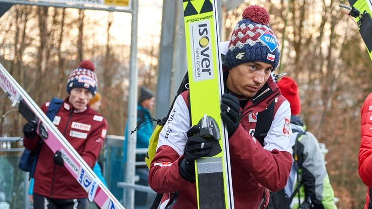 PŚ w skokach narciarskich: Dziewięciu Polaków w kwalifikacjach w Zakopanem