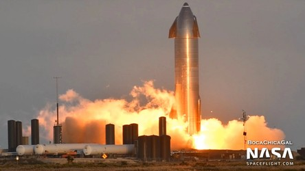 Starship gotowy do lotu na 15 kilometrów. Elon Musk ujawnia, który odbędzie się test