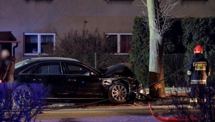 Wypadek Szydło. Sąd zawiadomi prokuraturę ws. kierowcy BOR, bo jechał bez sygnalizacji dźwiękowej
