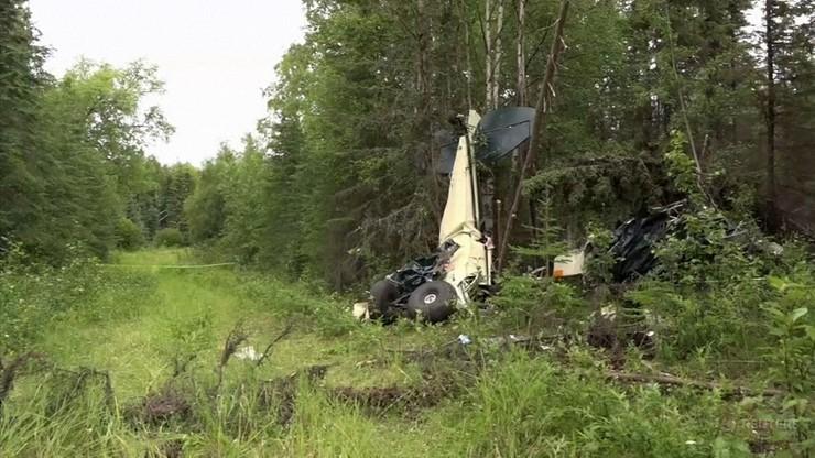 Zderzenie dwóch samolotów na Alasce. Są ofiary
