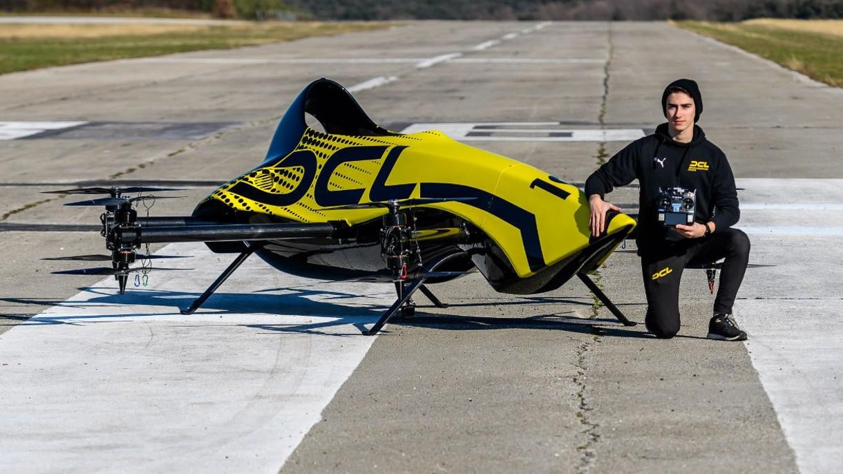 Czas na wyścigi sportowych latających taksówek. Oto pierwsze wynalazki (filmy)
